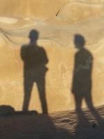 Shadows photography by Sabrina Puppin