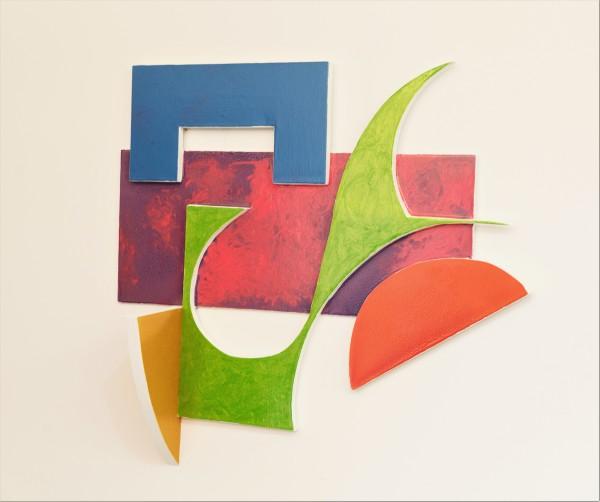 Wall Sculpture 6