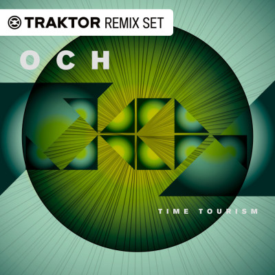 Time Tourism Album now available as Native Instruments Traktor Remix set