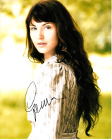 Gemma arteton signed photo