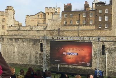 Game of thrones press screening