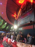 Tom Cruise Premiere in London