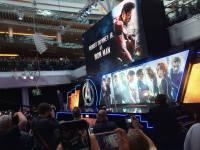 Avengers London Premiere