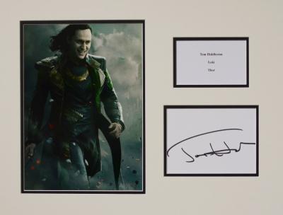 The Avengers autographs
