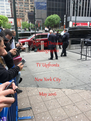 New York TV Upfronts 2016