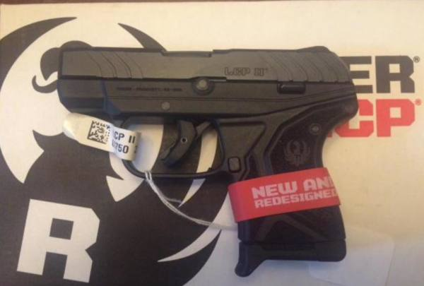 Ruger LCP II  $253