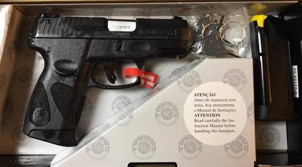 Taurus PT111 $216