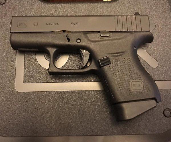 Glock 43 Talo $427