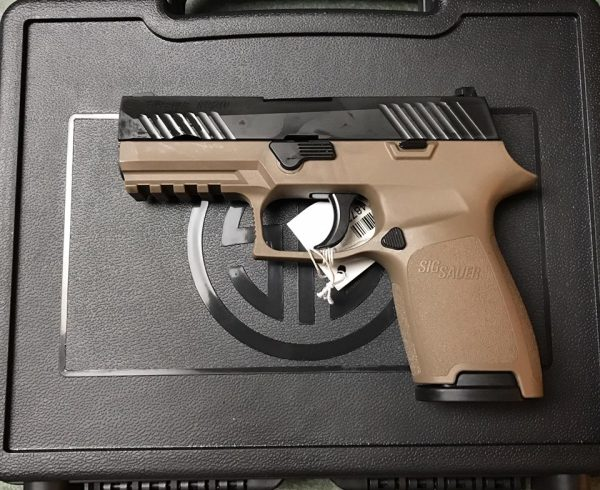 Sig Sauer P320 Compact $450 cash, tax included