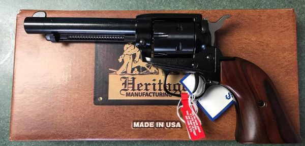 Heritage .22LR $140 cash, tax included