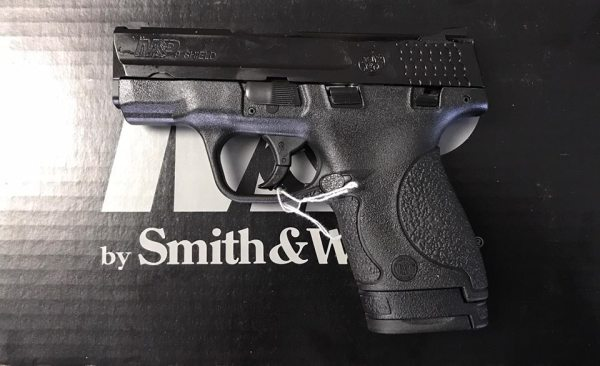 Smith & Wesson M&P Shield  $335 cash, tax included