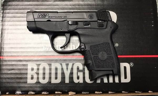 Smith & Wesson M&P Bodyguard $258