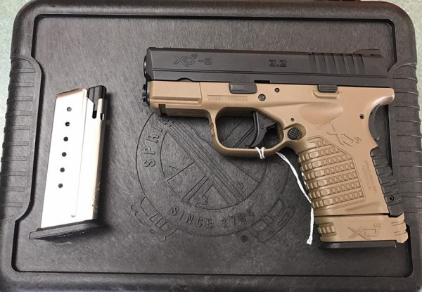 Springfield XDS9 FDE  $410 cash, tax included