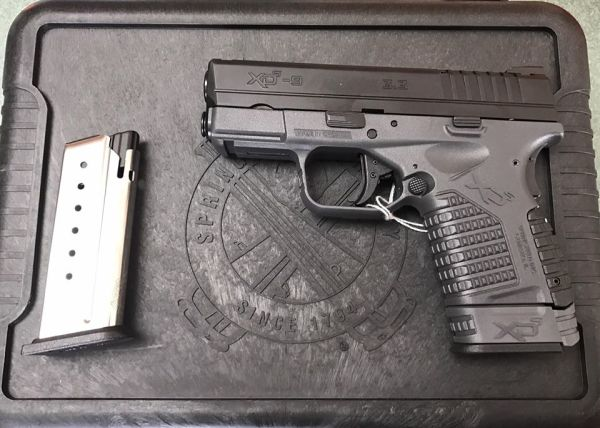 Springfield XDS9   $410 cash, tax included