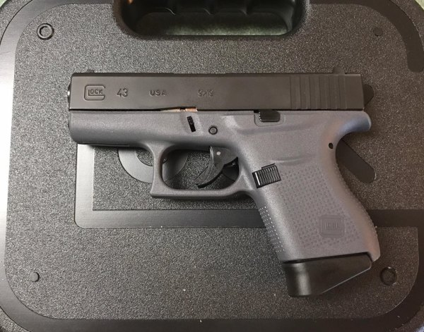 Glock 43  $455 cash, tax included