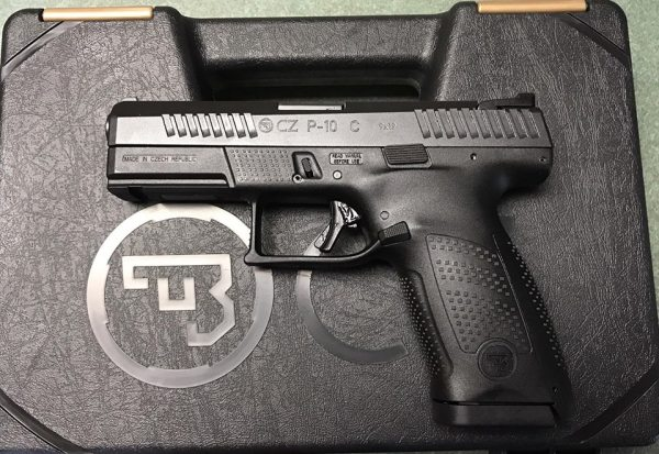 CZ P10C $510 cash, tax included