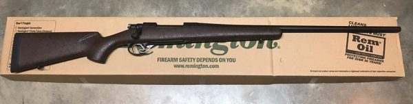 Remington 700 American Wilderness Rifle  $820 cash, tax included