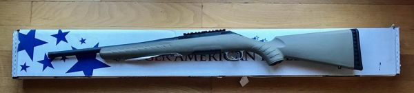 Ruger American Ranch Rifle   $400 cash, tax included