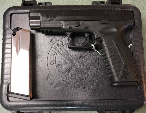 Springfield XDM 4.5 45acp   $515 cash, tax included