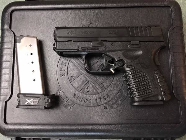 Springfield XDS 45  $415 cash, tax included