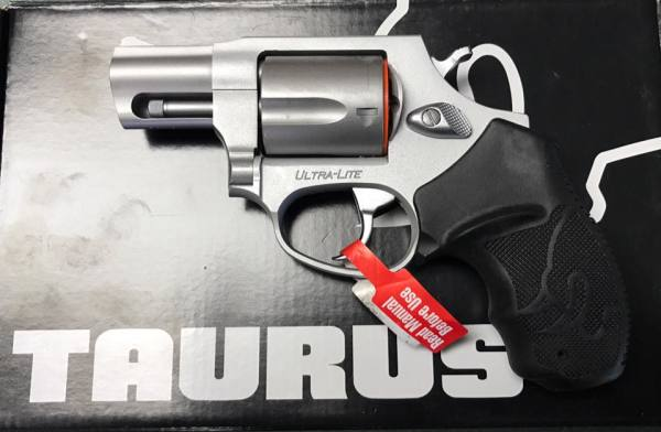 Taurus Model 85Ultralite   $270 cash, tax included