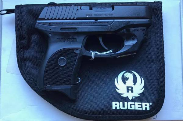 Ruger LC9 Lasermax  $325 cash, tax included