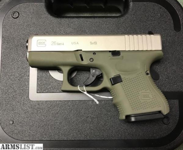 Glock 26 Gen 4  $506