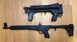 Keltec Sub 2000 Glock 17 Mag  $403