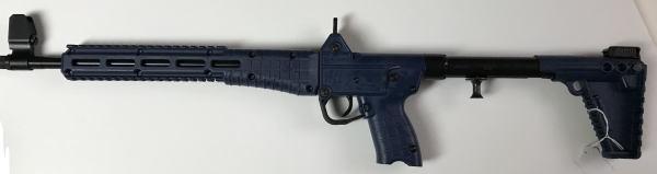 Keltec Sub 2000 Blue Glock 17 Mags  $413