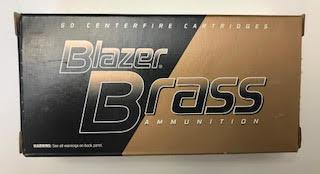 Blazer Brass 9mm 50 Rounds $11