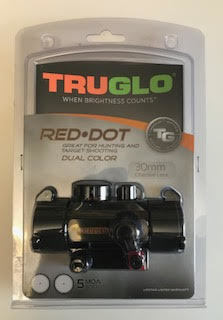 Truglo Red Dot Sight $40