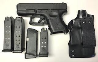 Glock 27 Gen 3 with extras $469