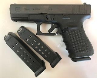 Glock 19 Gen 4 $473