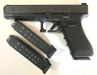 Glock 34 Gen 4 $544