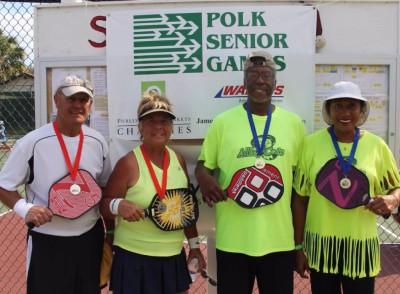 Polk Senior Games (March)