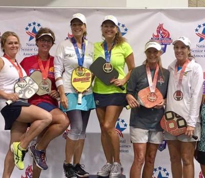 Women's Doubles 50-54