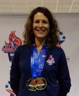 2 Gold Medals