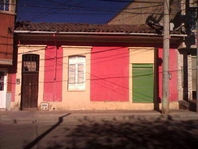 Casa-lote Buenos Aires