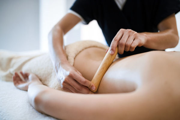 Bamboo massage, bamboo fusion massage, warm bamboo massage