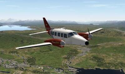 Piper PA-31 T1040 Cheyenne