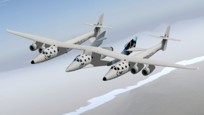 Scaled Composites White Knight 2