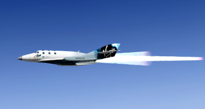 Scaled Composites SpaceshipTwo