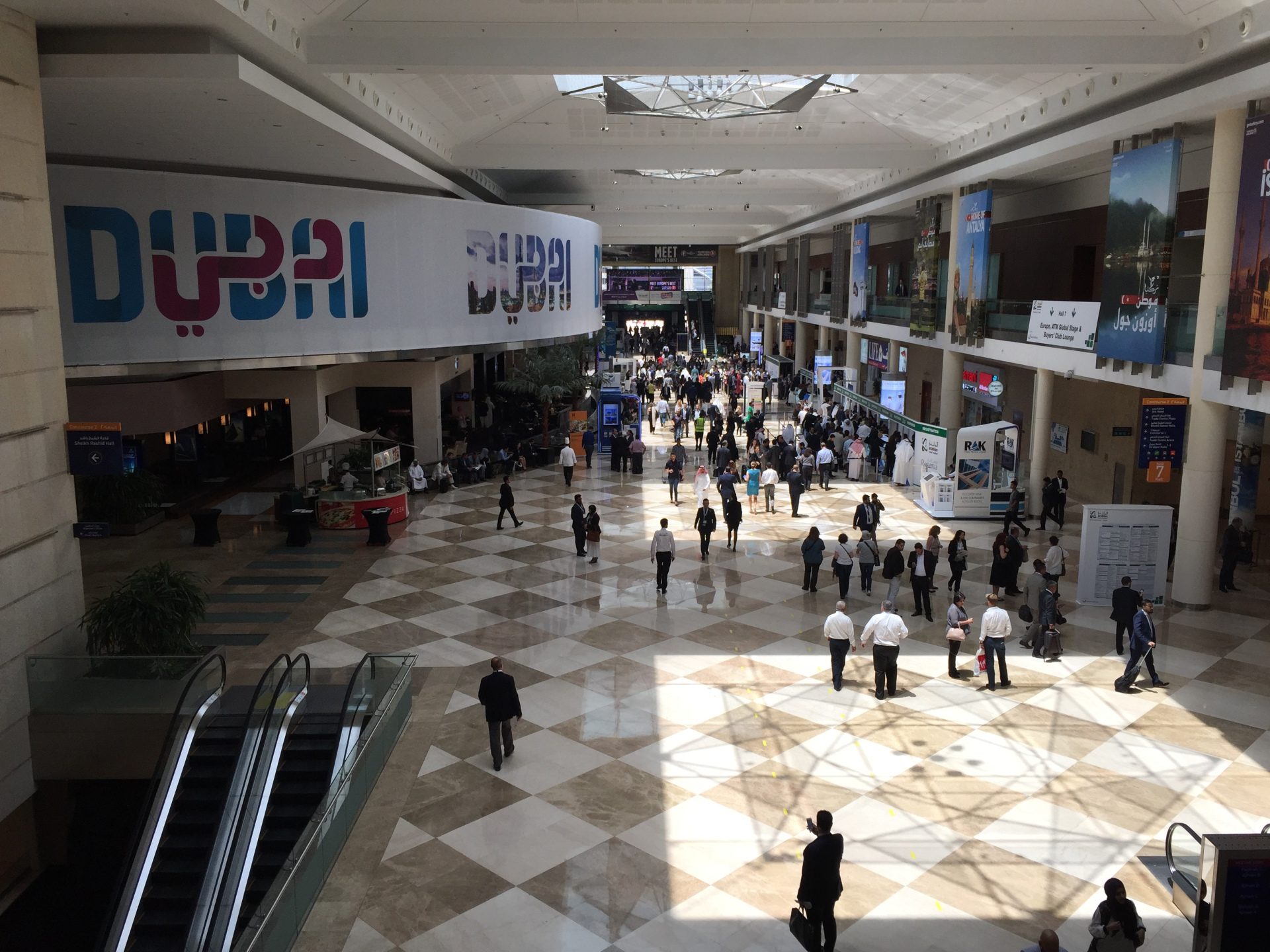 Update from Arabian Travel Market 2016