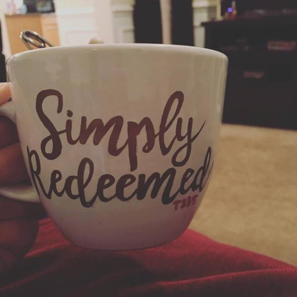 #iamredeemed