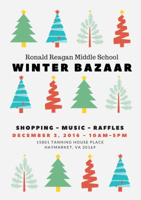 RRMS Winter Bazaar