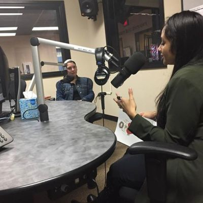 Interview with 90.9 fm The Light