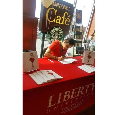 Liberty University Book Signing