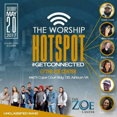 Author Spotlight @ The Worship Hotspot [VIDEO]