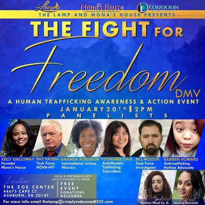 'The Fight for Freedom DMV'
