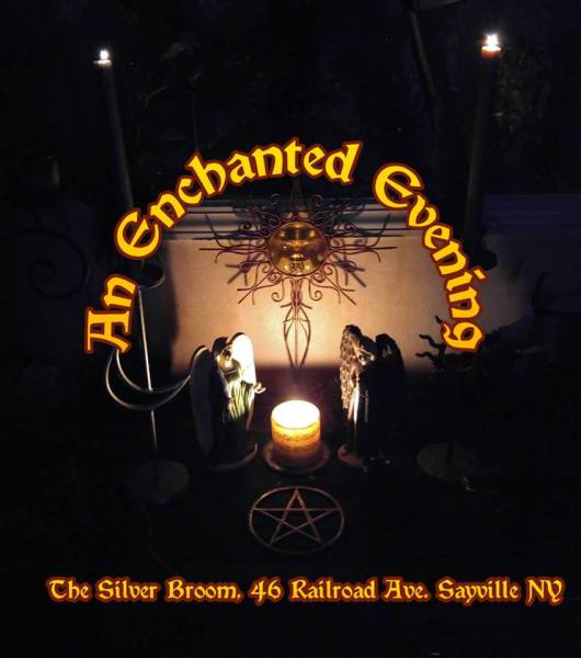 An Enchanted Evening at The Silver Broom